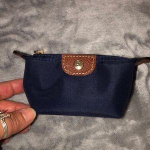 Longchamp coin bag used